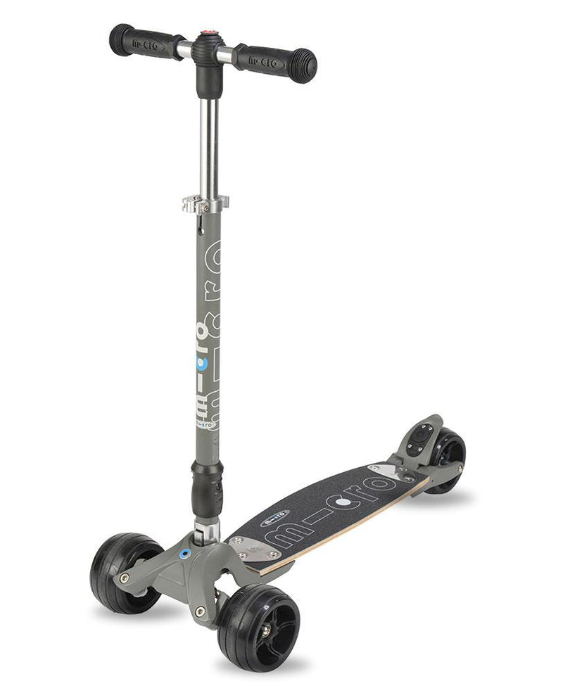 Micro Kickboard Monster Scooter (J/T) Volcano Grey