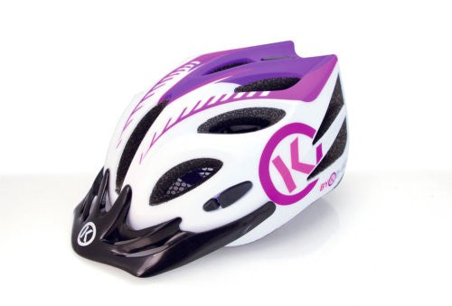 .ByK Kids Cycling Helmet (Purple)