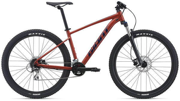 Giant Talon 2 Mountain Bike Red Clay 2021