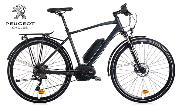 Peugeot eT01 Commuter Electric Bike