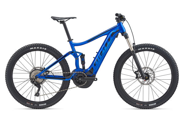 Giant Stance E+ 2 MTB Electric Bicycle 2020 Blue