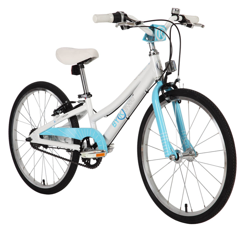 ByK E-450 Kids Bike Single Speed Sky Blue