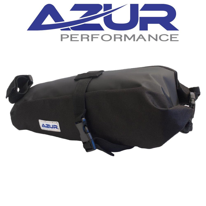 Azur Small Waterproof Expanding Saddle Bag