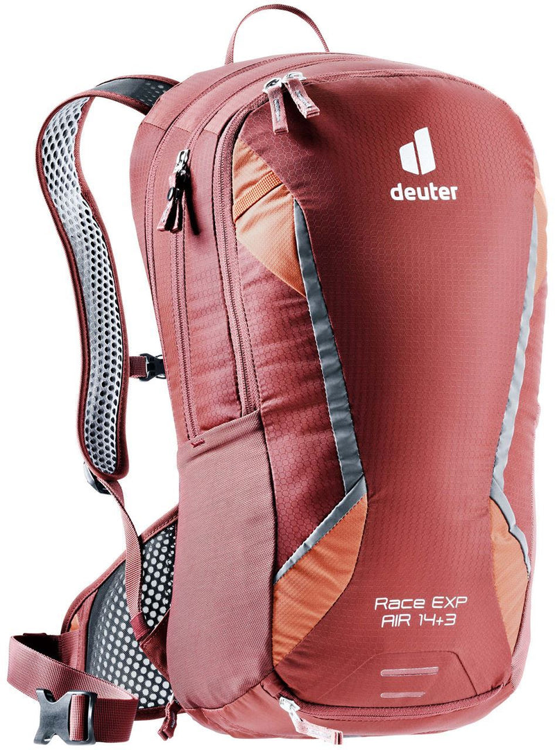 Deuter Race EXP Air Cycling Backpack Red Paprika