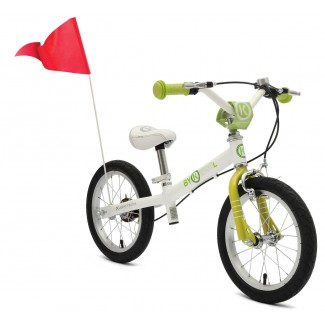 ByK E-250L Balance Bike (Green)