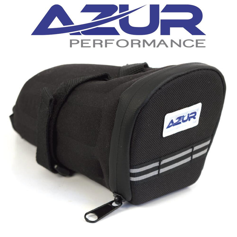 Azur Saddle Bag Large Black