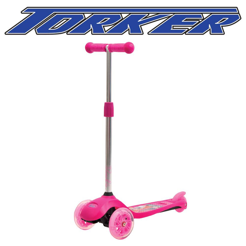 Torker Rug Rat Scooter Barbie