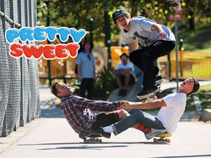 Pretty Sweet - A Girl and Chocolate Skateboard Film