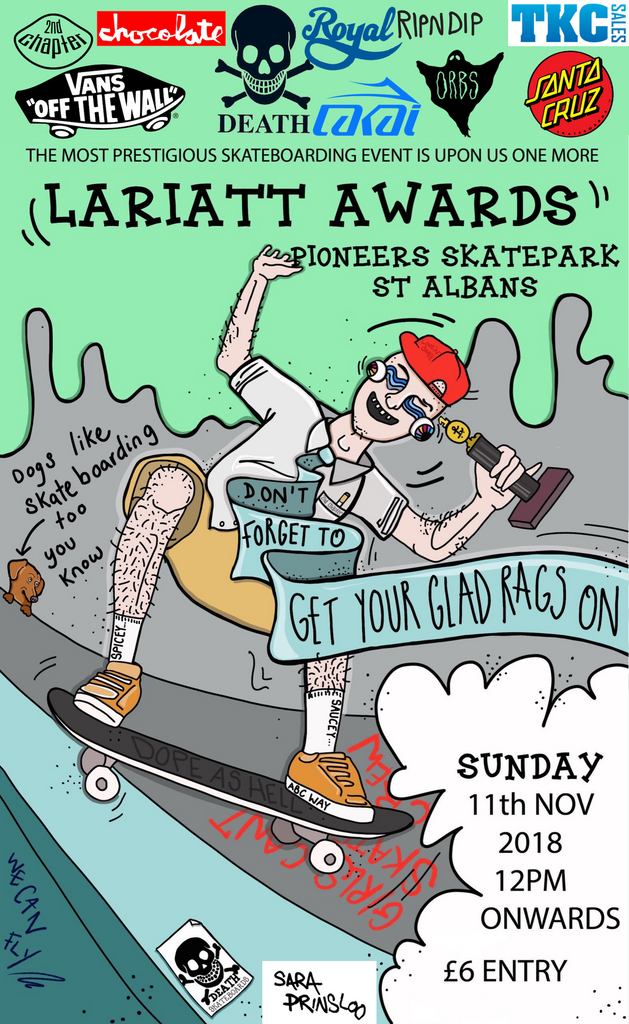 The Lariatt Awards 2018