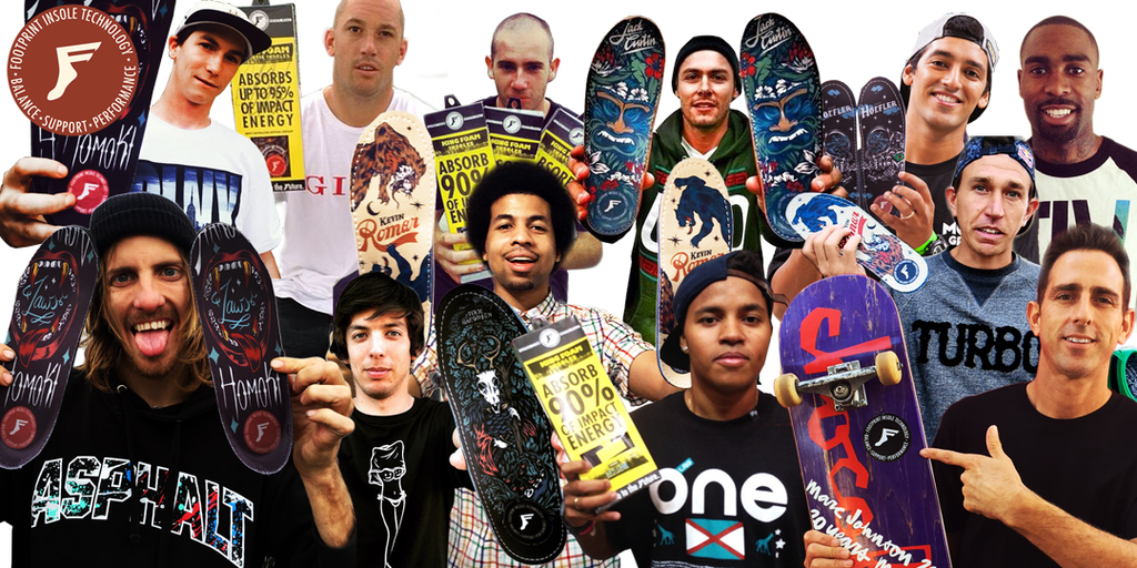 Here's why Footprint Insoles have become a skateboarding necessity