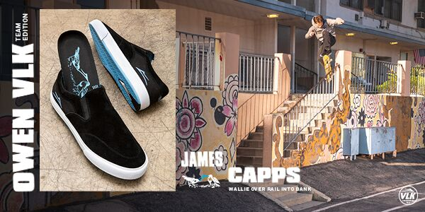 Check out the New Lakai Spring Drop Available Now!