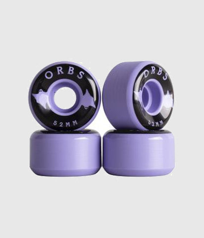 Orbs Specter Solid Skateboard wheel Lavender 52mm