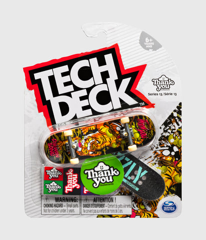 Tech Deck Thankyou Daewon Song Tiger Fingerboard