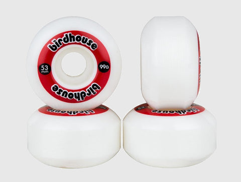 Birdhouse Logo 99a Skateboard Wheels 53mm