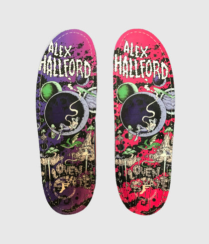 Footprint Alex Halford x Lovenskate Gamechanger Orthotic Insole