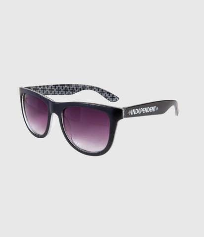 Independent Repeat Cross Sunglasses Navy