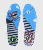 "Footprint Kingfoam Flat Insole 7mm Aaron ""Jaws"" Homoki"