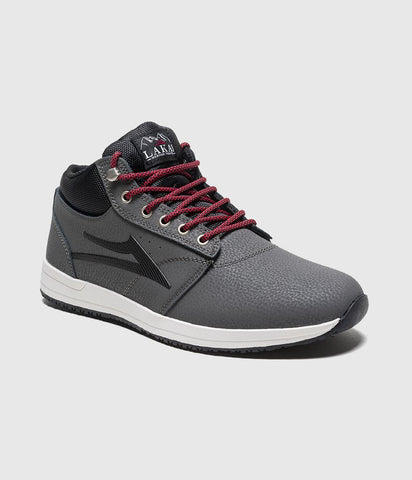 Lakai Griffin Mid Weather Treated Grey Nubuck