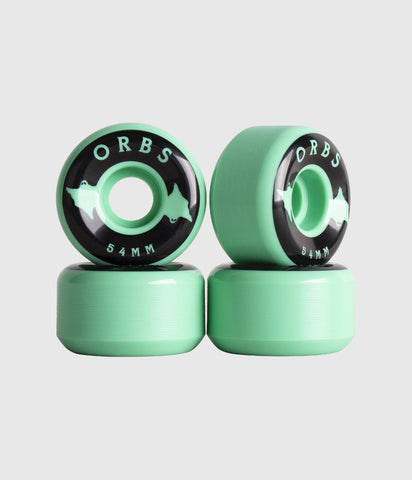 Orbs Specter Solid Skateboard wheel 54mm - Mint