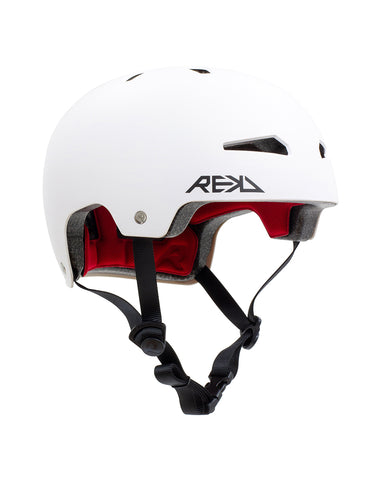 REKD Elite 2.0 Helmet White