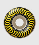 Spitfire Formula Four 99DU Classics Yellow Skateboard Wheel 55mm