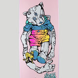 Welcome Skateboards Nora Vasconcellos Teddy On Wicked Princess 8.6""