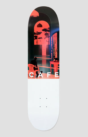 Skateboard Cafe Endure Skateboard Deck 8.5""