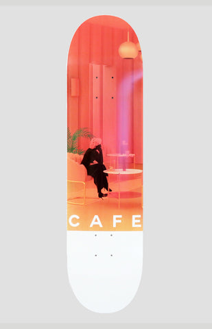 Skateboard Cafe Unexpected Beauty Skateboard Deck 8.125""