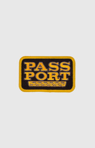 "Passport ""Auto"" Patch"
