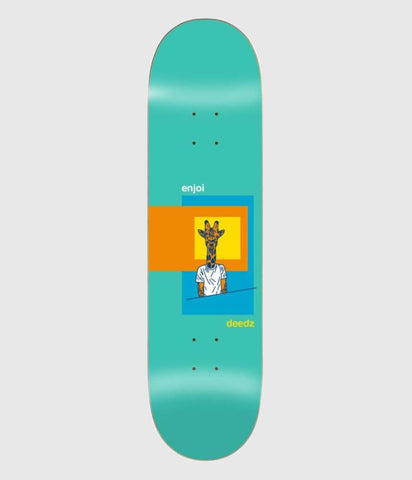 Enjoi Deedz Skart Deck 8.125""