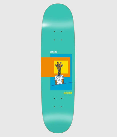 Enjoi Deedz Skart Deck 8.375""