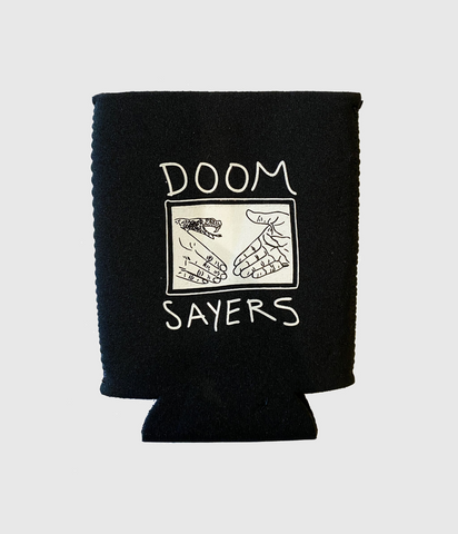 Doomsayers Club Snake Shake Beer Coozie