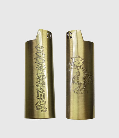 Doomsayers Club Fish Head Lighter Sleeve