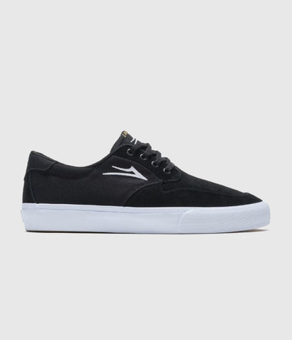 Lakai Riley 3 Black Suede
