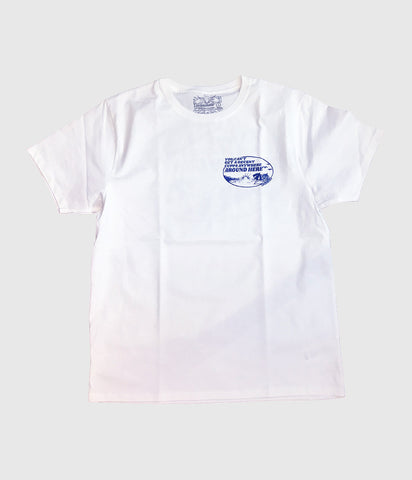 Lovenskate Decent Cuppa Short Sleeve Tee White
