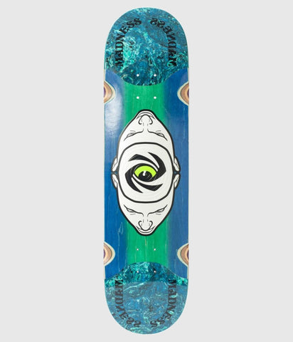 Madness Skateboards Minds Eye Slick Skateboard Deck 8.125""