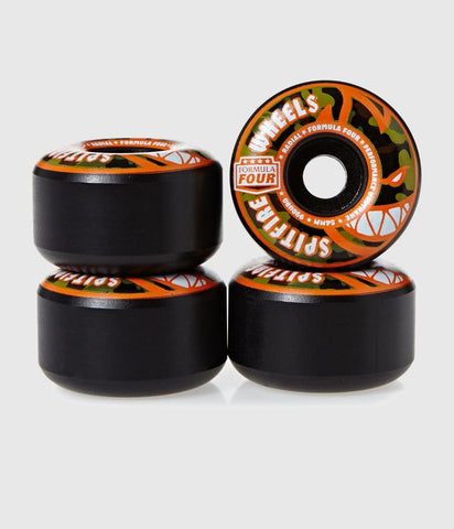 Spitfire Formula Four Covert Radial 99DU Skateboard Wheel 54mm