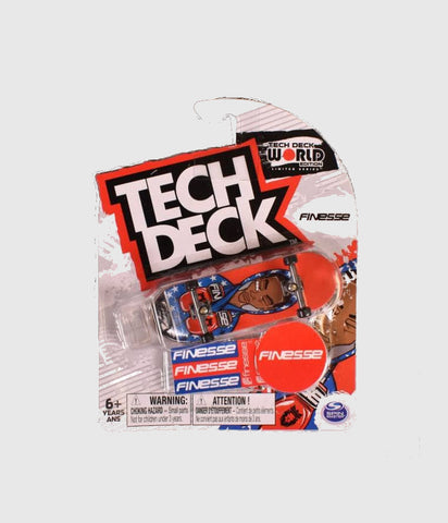 Tech Deck Finesse Boxer Fingerboard