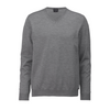 Olymp 100% Pure Merino Wool Mens V-Neck Jumper Machine Washable 0150