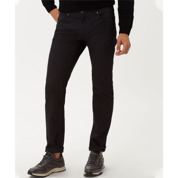 Brax Wool Look Jeans Cadiz 85-1457/23 - Anthracite
