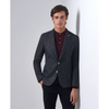 Remus Uomo Slim Fit Wool Charcoal Jacket
