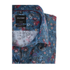 Olymp Luxor Non-Iron Pure Cotton Flower Print Shirt 1242-44