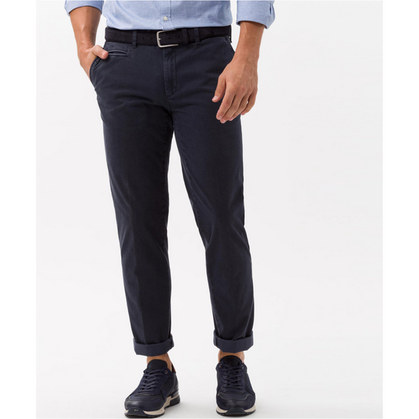 Brax Finest Pima Cotton Stretch Chinos Everest C 83-1447 - Graphite