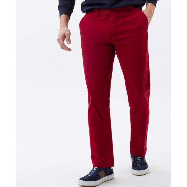 Brax Summer Chino Everest - Red 82-1657