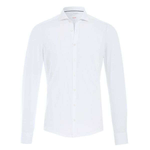 PURE- FUNCTIONAL SHIRT LONG SLEEVE White 4030-21750 900