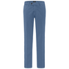 Fynch Hatton Trousers Zambia Pima Power stretch 1120-2805 Casual Fit - Blue