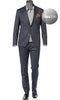 Roy Robson Smart Flex Crease Resistant Casual Travel Suit Sports Jacket 5135 3392