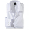 OLYMP LEVEL FIVE BODY FIT COTTON STRETCH SLIM FIT FORMAL SHIRTS - WHITE 6090/64