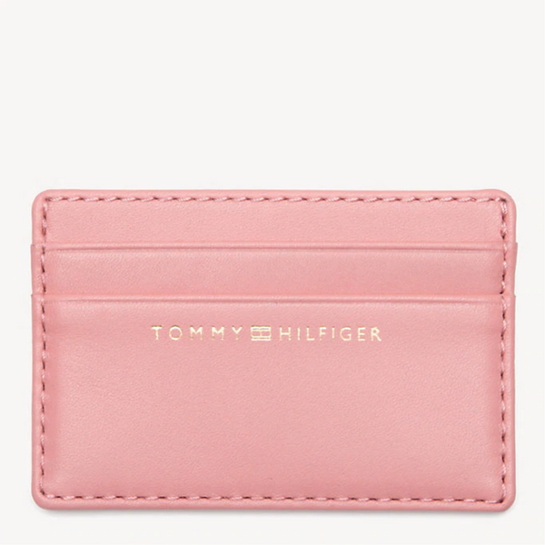 Tommy Hilfiger SOFT LEATHER CREDIT CARD WALLET 6995