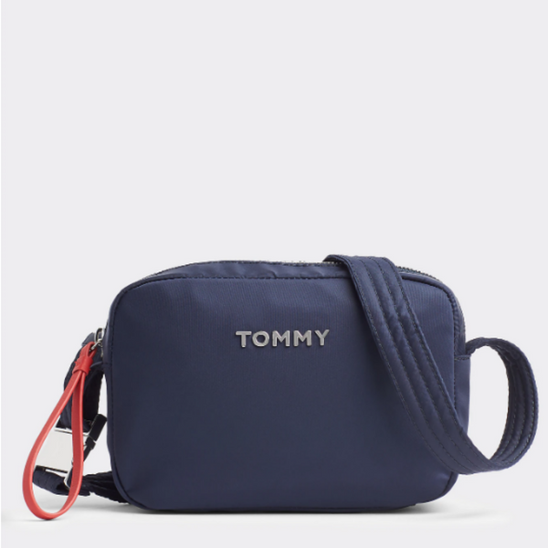 Tommy Hilfiger METAL CLIP CAMERA BAG 7693